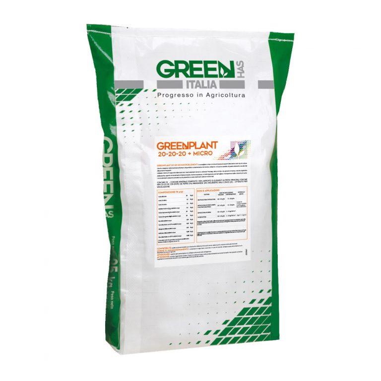 Greenplant line
